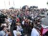 Uferpromenade: Veranstaltung vor der Musikmuschel