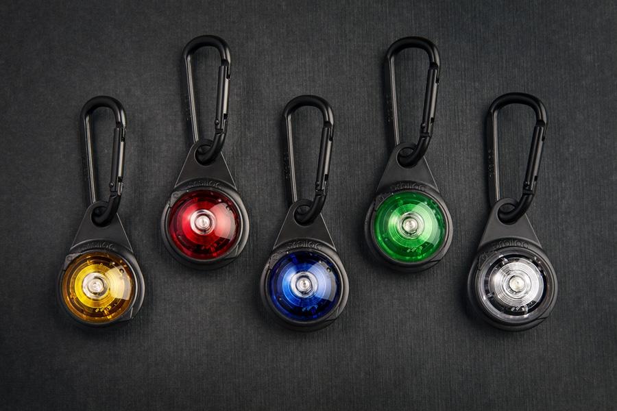 Orbiloc Dual Carabiner - in 5 Farben