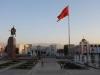 In Bishkek: Der Ala Too Platz. Alle Bilder: Philipp privat
