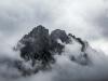 Godzilla im Nebel