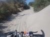Durch Sandünen