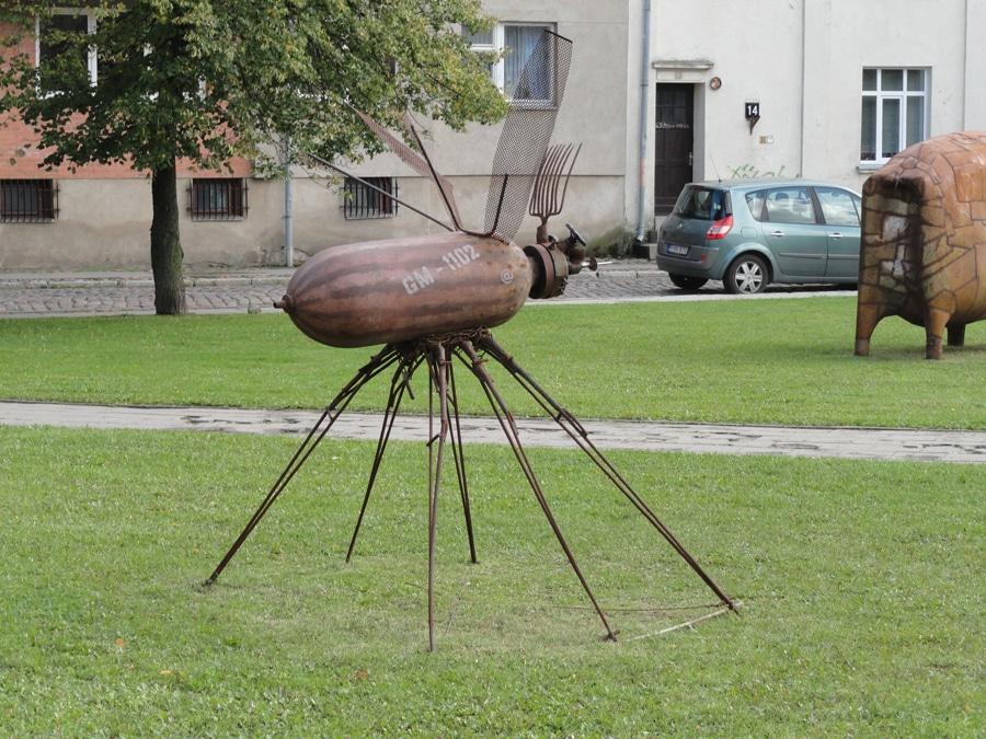 Skulptur Klaipeda