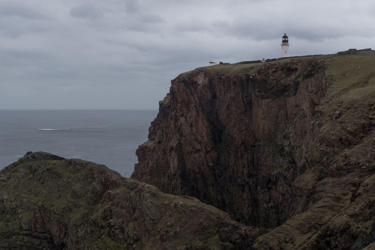Leuchtturm am Cape Wrath