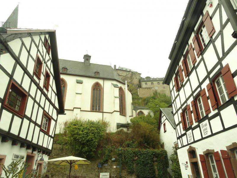 Blankenheim: Burg, Kirche, Fachwerk