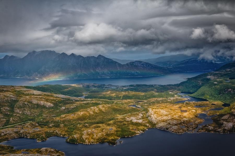 Norwegen in all seiner Schönheit.