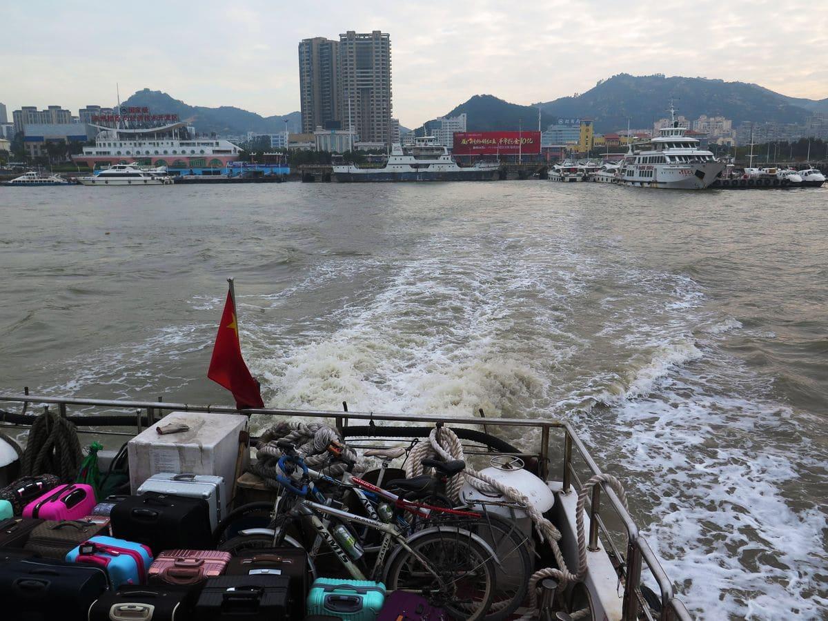 CAMP4: Reisebericht: Mit dem Fahrrad quer durch Südchina Teil II
