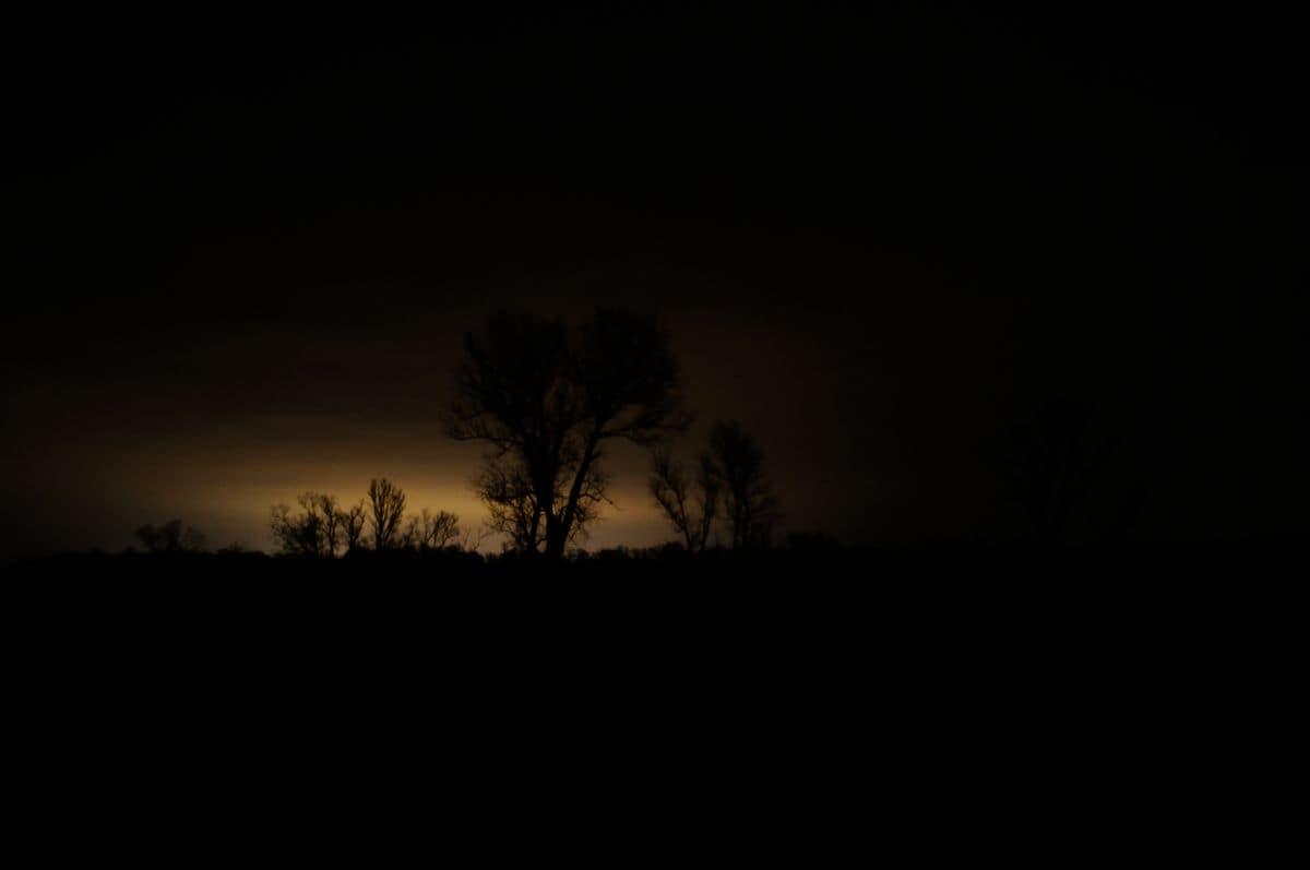 Licht im Norden.