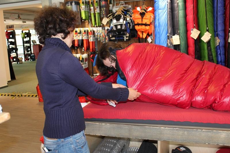 fragen und antworten zum schlafsack daune oder kunstfaser. Black Bedroom Furniture Sets. Home Design Ideas