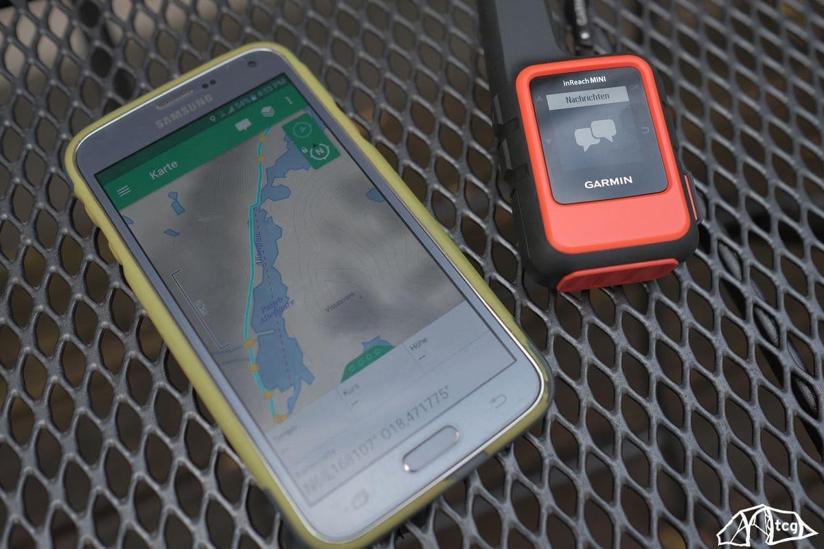 Das Smartphone als Karte, wir haben es schließlich eh immer dabei - genial.