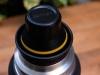 Der 360° Ausguss ist einfach und sehr praktisch in der Anwendung.