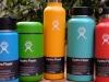 Hydro Flask - eindeutiger Gewinner für Farbfreunde.