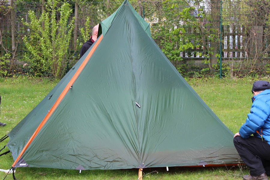 Eureka WickiUp 4P