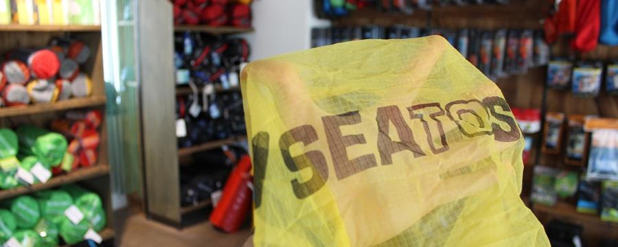 Sea to Summit – Ultralight Hammock - 155 g - hauchdünn und strapazierfähig