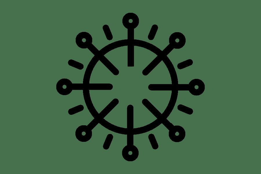 Piktogramm - Virus