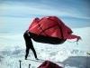 kitesurfen - Aufbau des Hilleberg Saivo