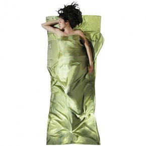 Cocoon Travelsheet silk insect shield