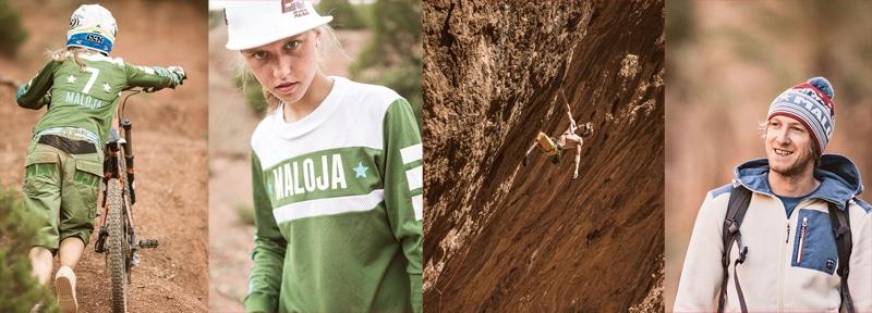 Elena und Markus kribbelt es in den Fingerspitzen, wenn sie die Berge sehen - wenn auch aus verschiedenen Gründen.