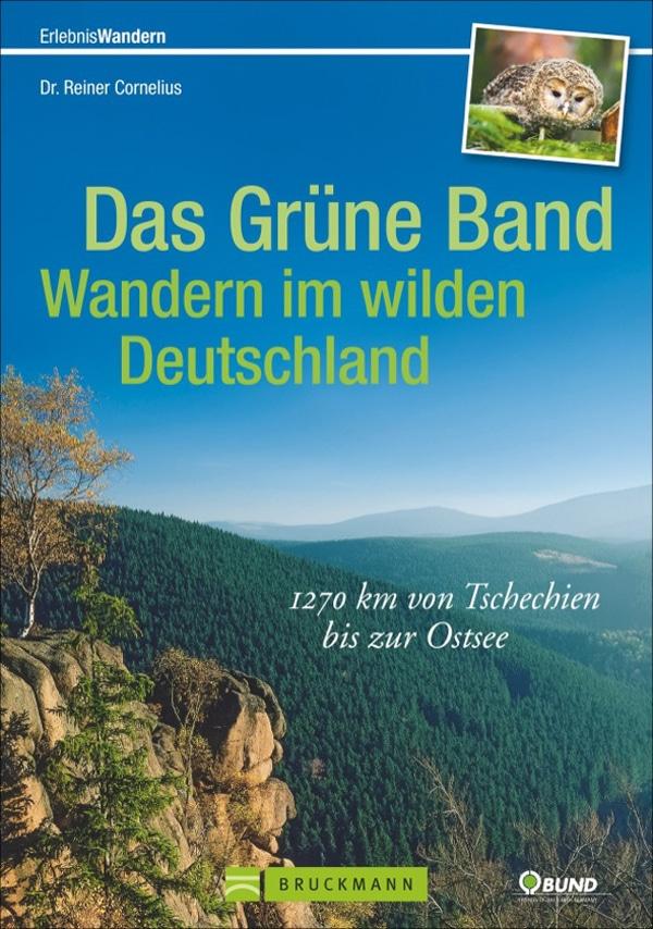 Das grüne Band im CAMP4 Reisebuchladen Land.Karten