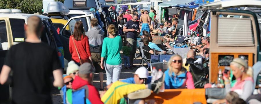 Festivalbericht Zuparken Fur Surf Und Musikliebhaber Bulli