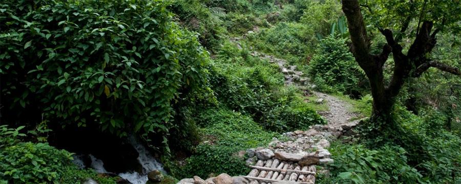 Anja hat in Nepal den Annapurna umrundet. Alle Fotos: privat