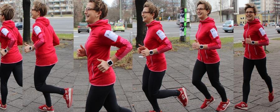 Kati rennt