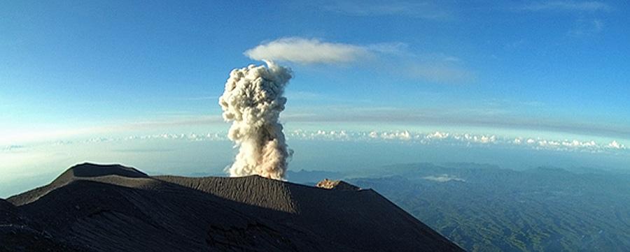 Vulkan...