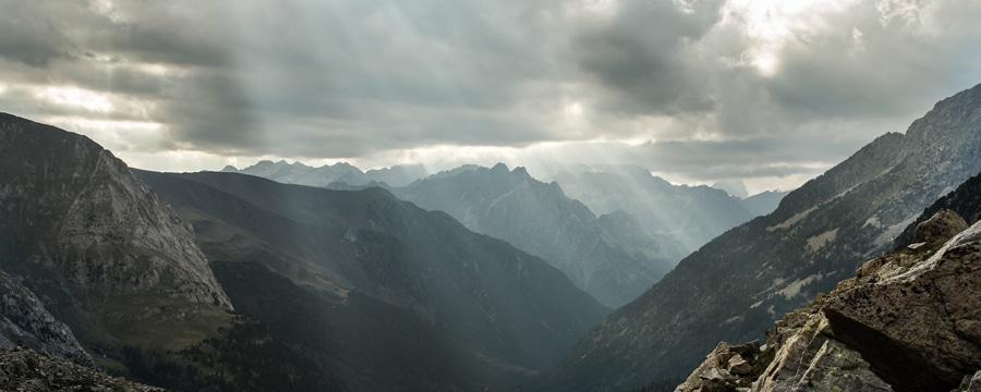Sonne und Wolken. Alle Bilder: Henning Lassen