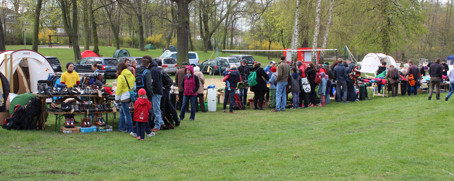 CAMP4 Outdoor-Troedlemarkt 2016