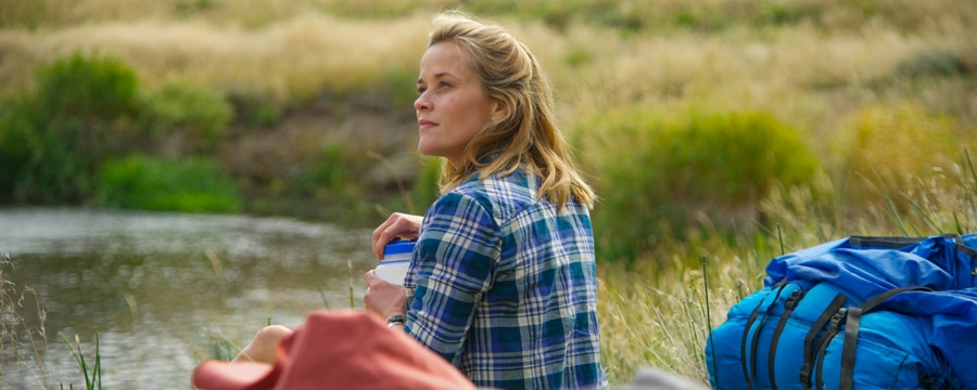 Cheryl Strayed (Reese Witherspoon) auf dem PCT. Foto: 2014 Twentieth Century Fox