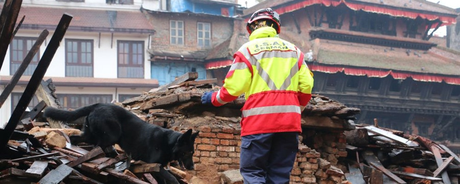 Hilfe für Nepal!