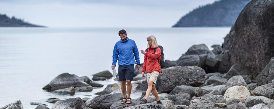 High Coast Trousers Foto: Fjaellraeven/Fredrik Lewander