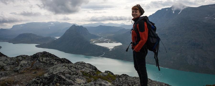 Pilgern auf norwegisch: Über Besseggen