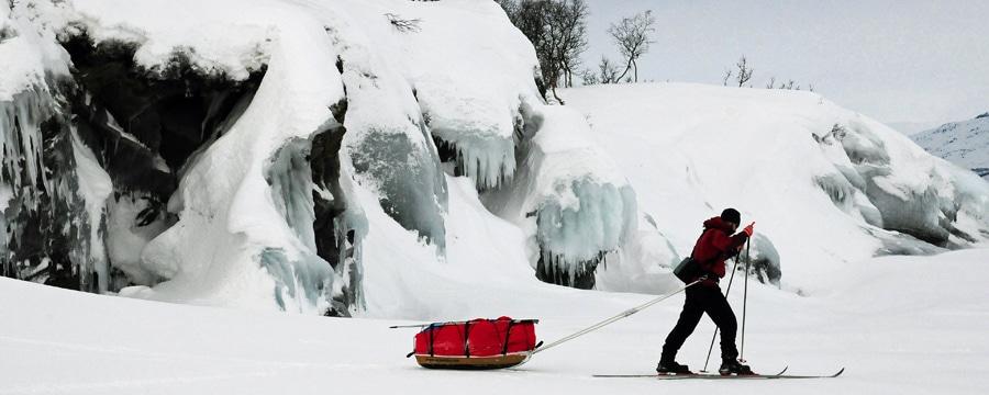 Der Nordkalottleden – ein (unvollendetes) Wintermärchen