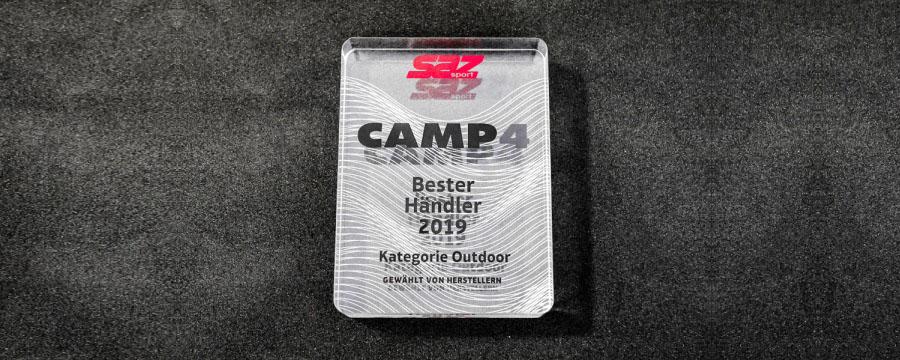 Camp4  – der beste Outdoorladen des Jahres