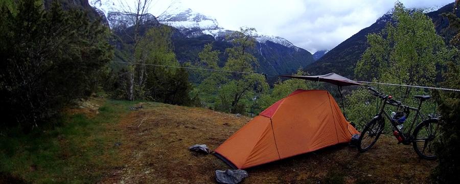 Sognefjellsveien: Mit dem Fahrrad über Norwegens höchste Passstraße