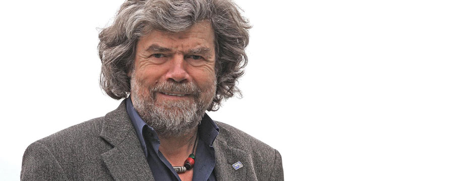 Reinhold Messner – Vortrag am 28.11.2016 in Berlin