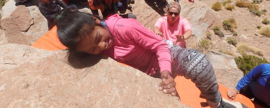 Tuzgle – Pachamamas Boulderparadies