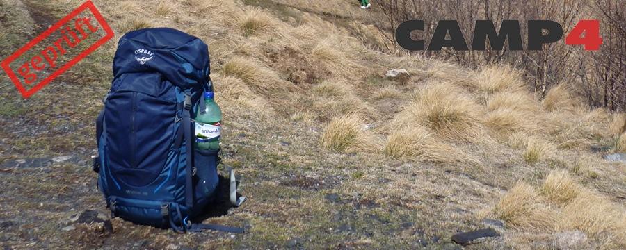 Testbericht: Mit dem Osprey Stratos auf Reisen