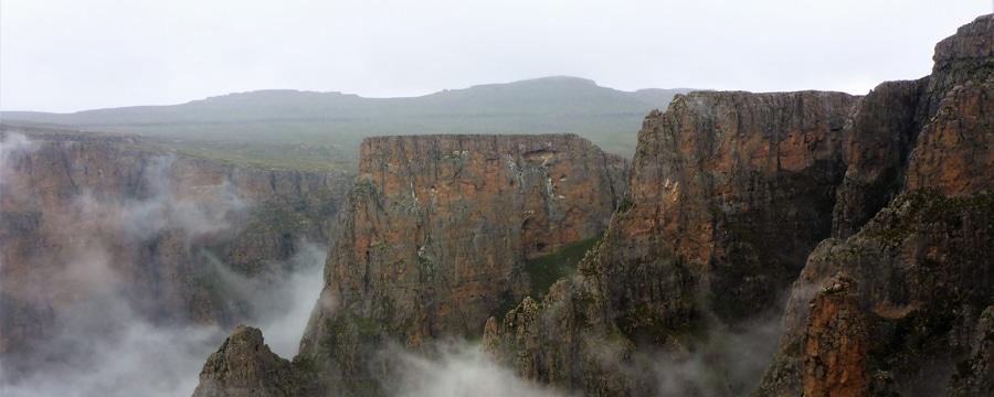 Südafrika – Drakensberge – Northern Traverse