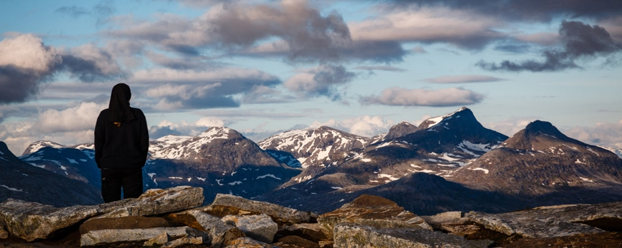 Reisebericht: Norwegen – Sjunkhatten Nationalpark