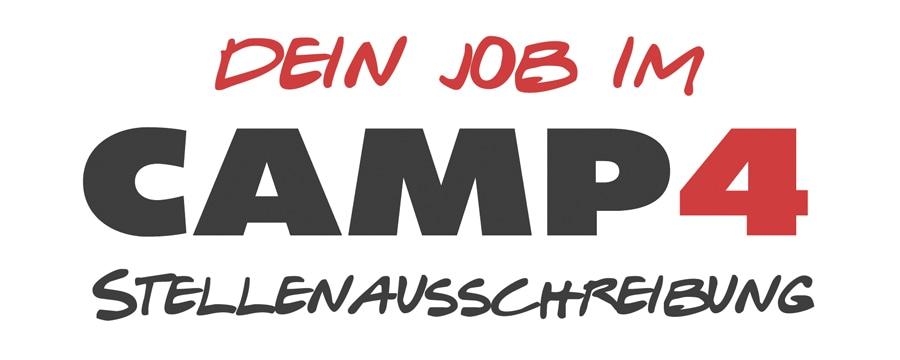 Hier geht es zu deinem neuen Job im CAMP4!