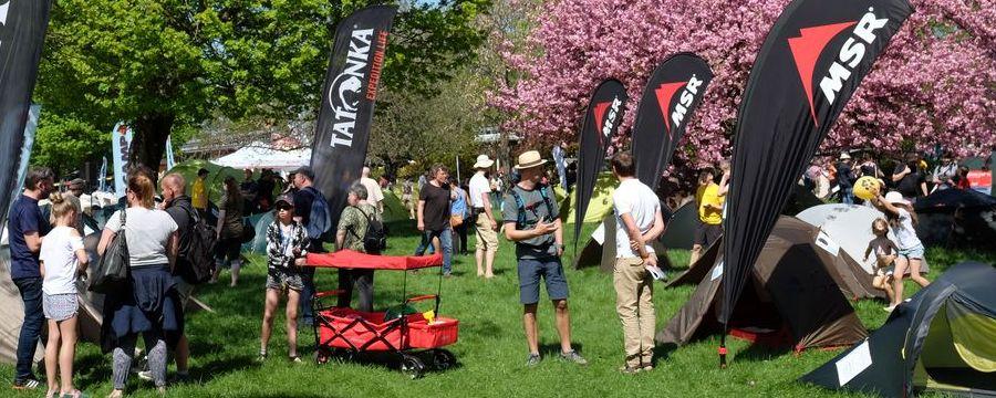 OrankeCamp'18 – Sonne pur und Zelte satt