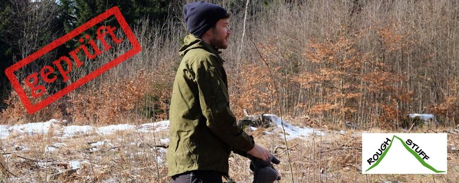 Testbericht: RoughStuff aus Baumwolle – die Draufgänger