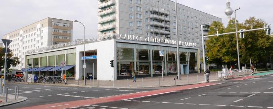 Freie Fahrt auf Karl-Marx-Allee und Schillingstraße