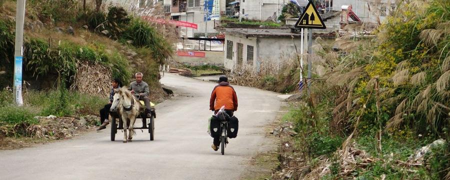Reisebericht: Mit dem Fahrrad quer durch Südchina