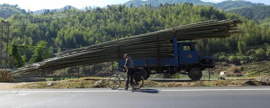 Reisebericht: Mit dem Fahrrad quer durch Südchina Teil II