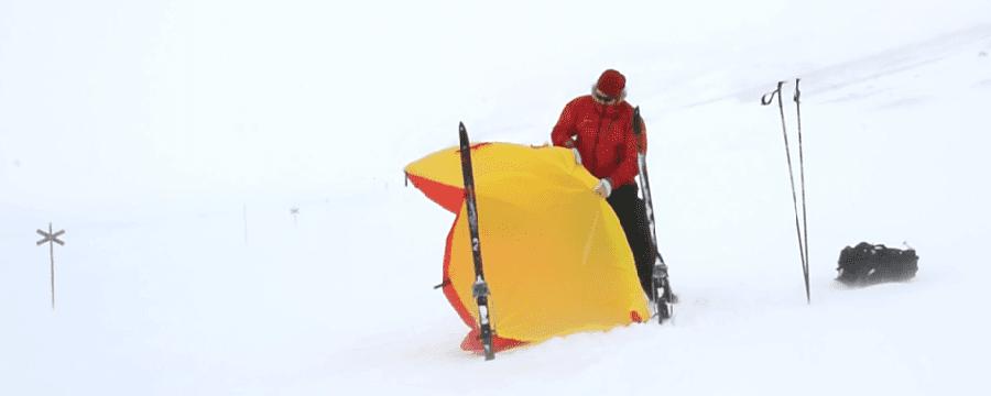 Testbericht: Hilleberg Windsack, der Biwaksack für den Notfall