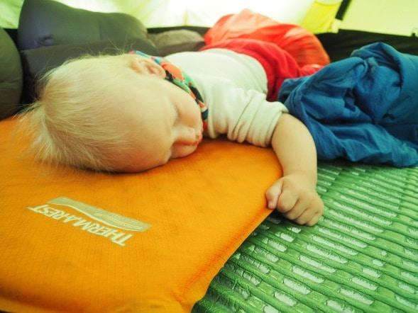 Bequem schlafen auf der richtigen Isomatte