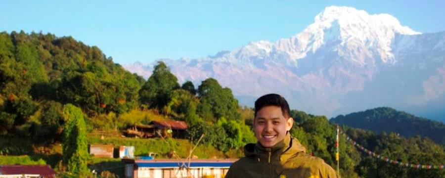 Vom Bergführer im Himalaya zum Outdoorprofi im Camp4 Berlin