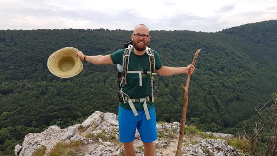 Tim Eichler, Kletterexperte im Camp4